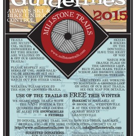 2015 Winter Use Guidelines